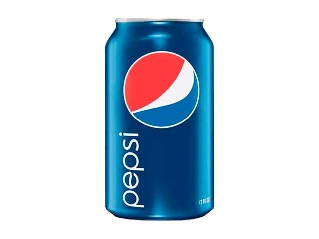 Pepsi з/б  0,33л